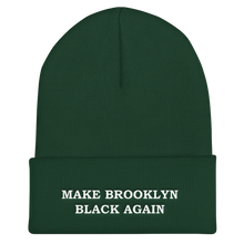 MAKE BROOKLYN BLACK AGAIN Cuffed Beanie