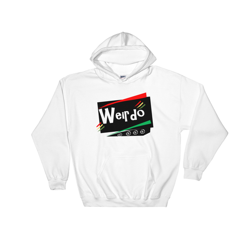 WEIRDO Limited Edition Hooded Sweatshirt