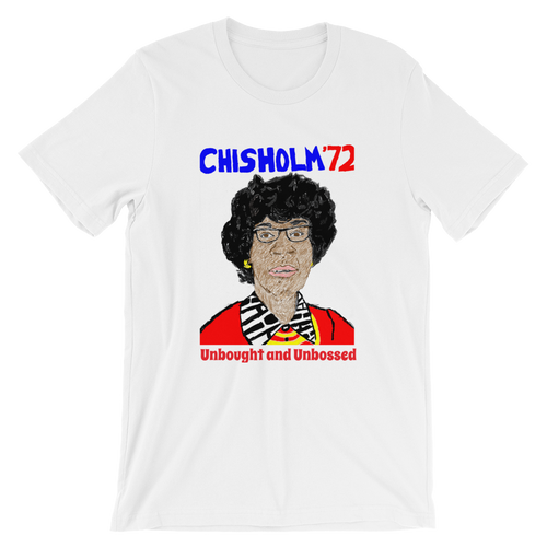 CHISHOLM 72 Short-Sleeve Agender/Unisex T-Shirt