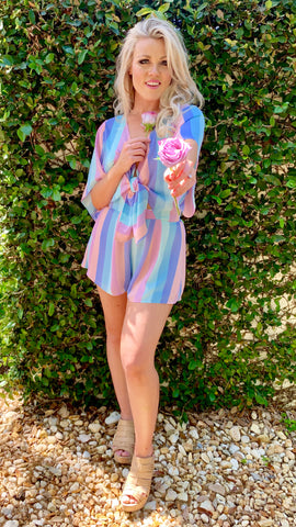 BuddyLove Stella Romper Candy Paint
