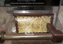 Blonder Home Adirondack Pine Toilet Tissue Holder