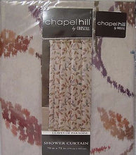 Croscill Chapel Hill Leaves of Paradise Shower Curtain