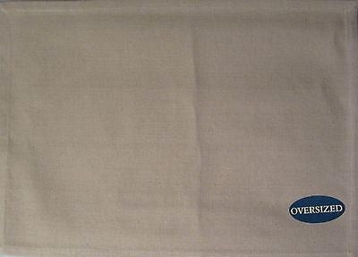 Park B Smith Taylor Oversized Placemats Set of 4 Linen Beige