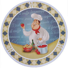 Stovetop Burner Covers Fat Chef Set of 2