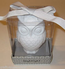 Owl Ceramic Nightlight Woodland Lodge Cabin