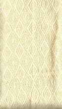 Designables Natural Ivory Off White Diamonds Tassel Curtain Valance