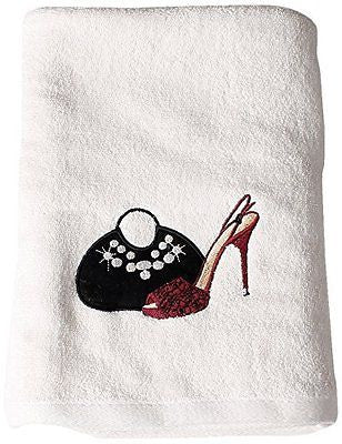 Saturday Knight Chantilly Bath Towel