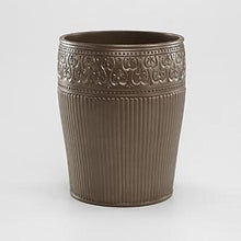 Sofia Vergara Marrakesh Medallion Waste Basket