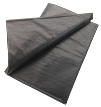 "Black Chalkboard Vinyl Tablecloth with Flannel Backing 52"" Square"