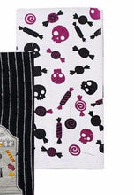 Celebrate Halloween Together R.I.P Diet Kitchen Towel 2 pk