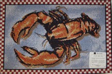 Tapestry Placemats Set of 4 Lobsters