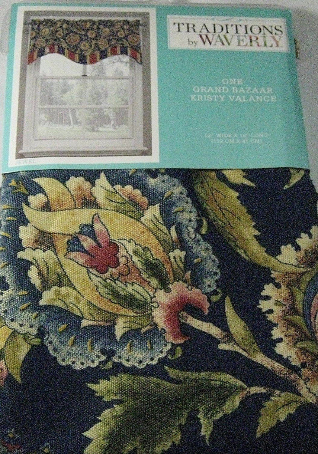 Traditions By Waverly Grand Bazaar Kristy Valance 52