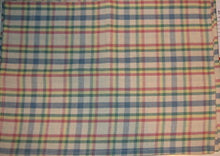 Tobin Concord Plaid Cotton Set of 4 Placemats