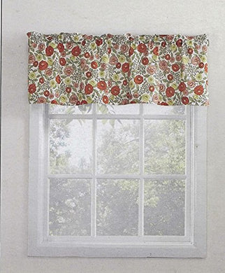 Lichtenberg Top of the Window Valance Nella Coral