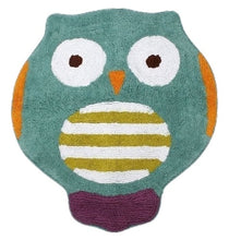 Saturday Knight Tweet Owl Bath Rug