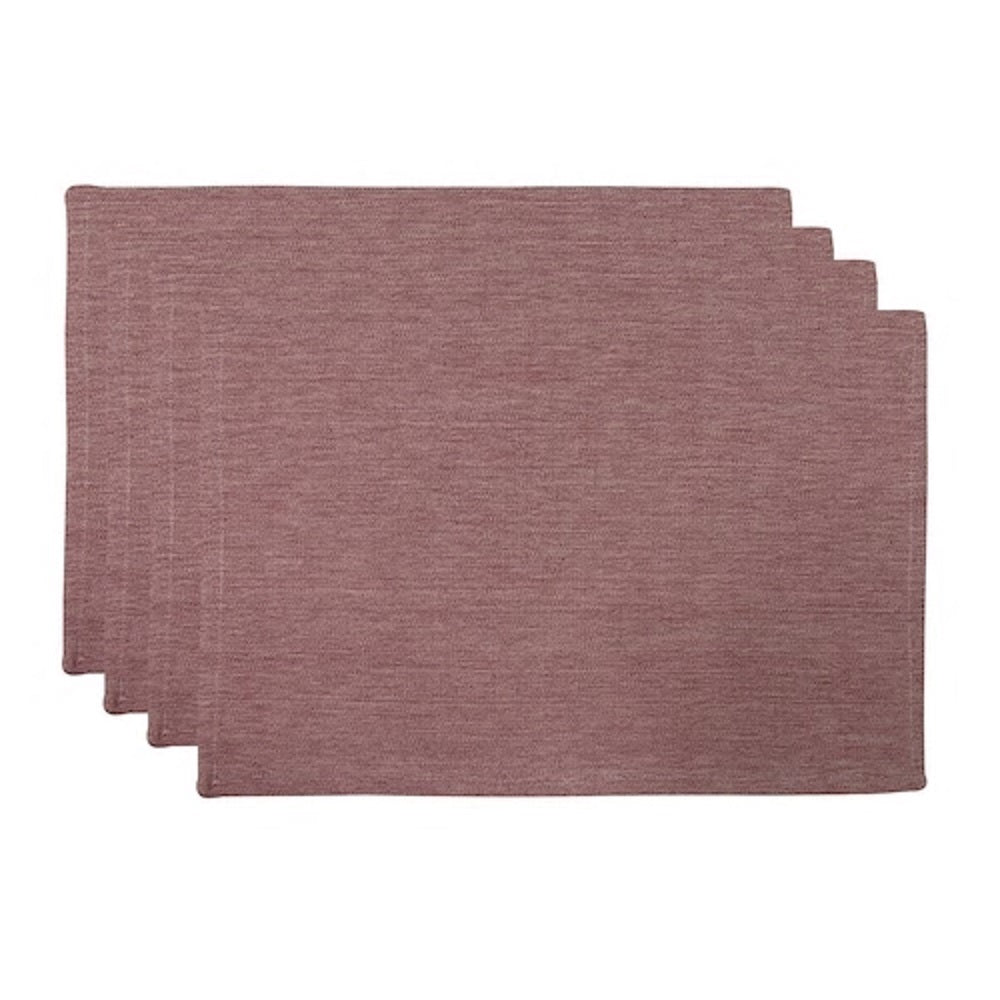 Redwood Chambray Placemats Metro Farmhouse Set of 4