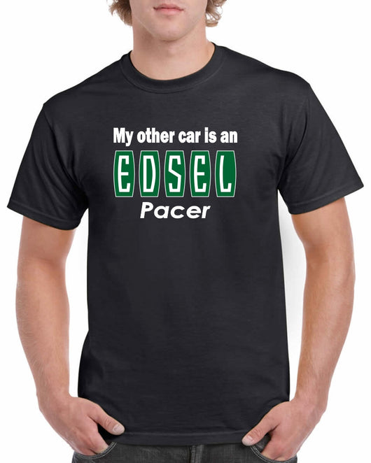 My Other Car is an Edsel Pacer