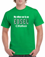 My Other Car is an Edsel Citation