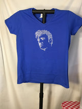 Elvis Ladies Rhinestone T-Shirt