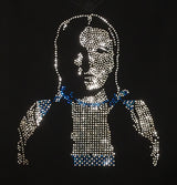 Rhinestone Ladies Dorthy from the Wizard of Oz T-shirt