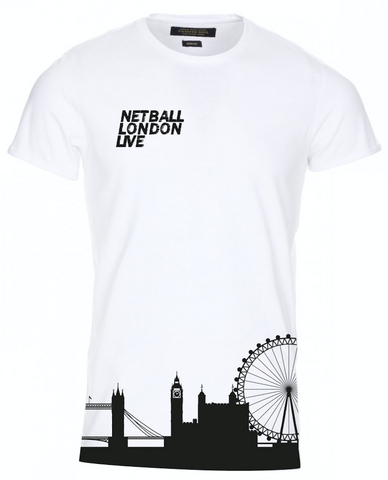 White NLL T-Shirt (Child)