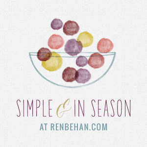 Simple & In Season