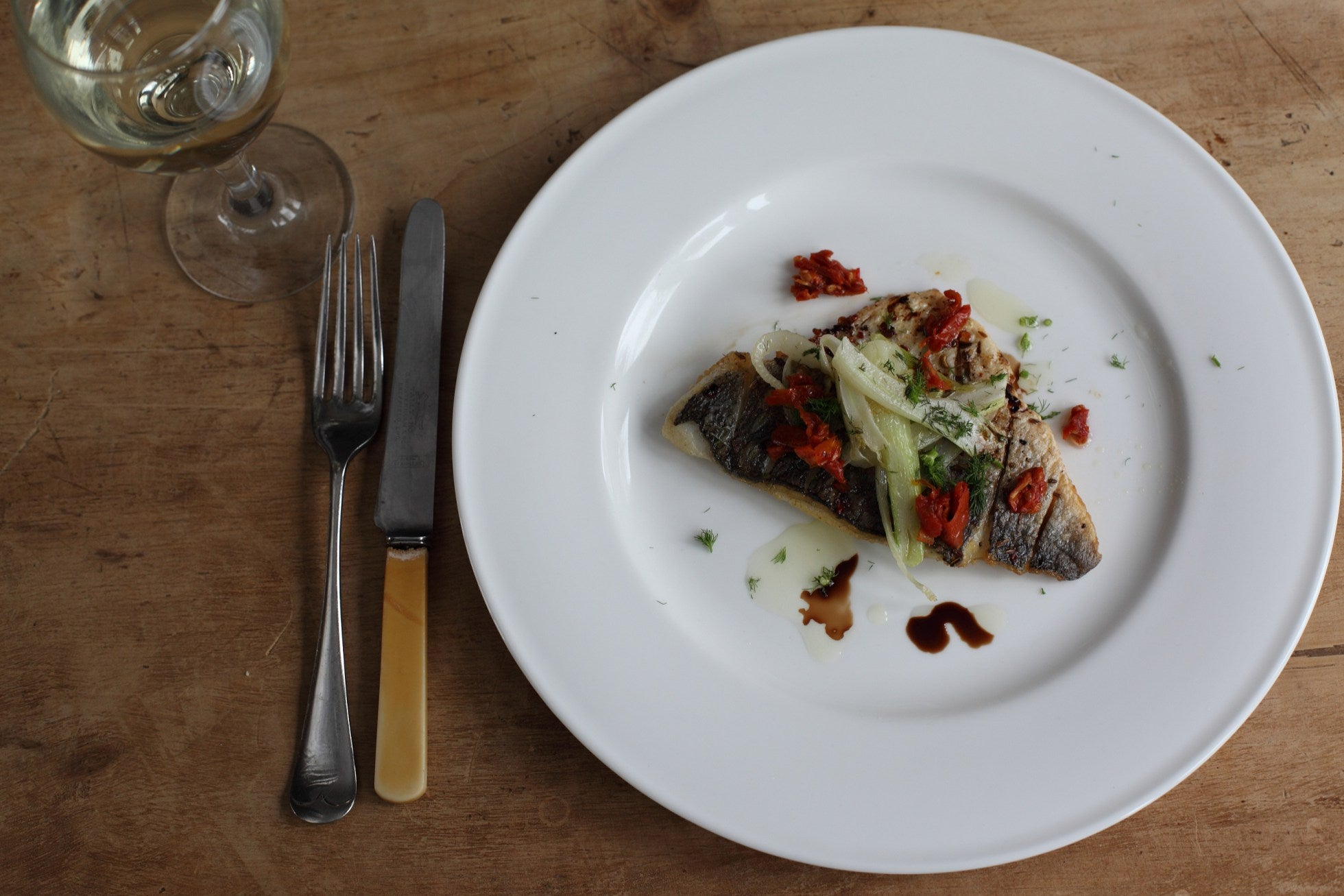 Our recipe for pan-roasted bream with fennel is a simple but impressive dinner.