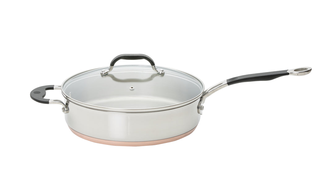 Copper Base 26cm Sauté Pan