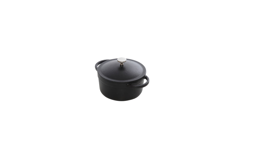 Cast Iron 10cm Mini Casserole Dish