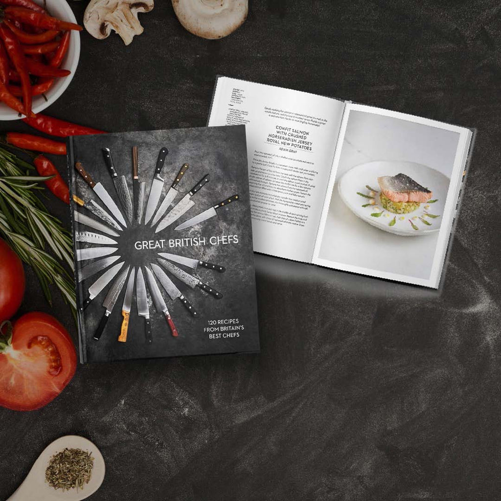 Great British Chefs Cookbook