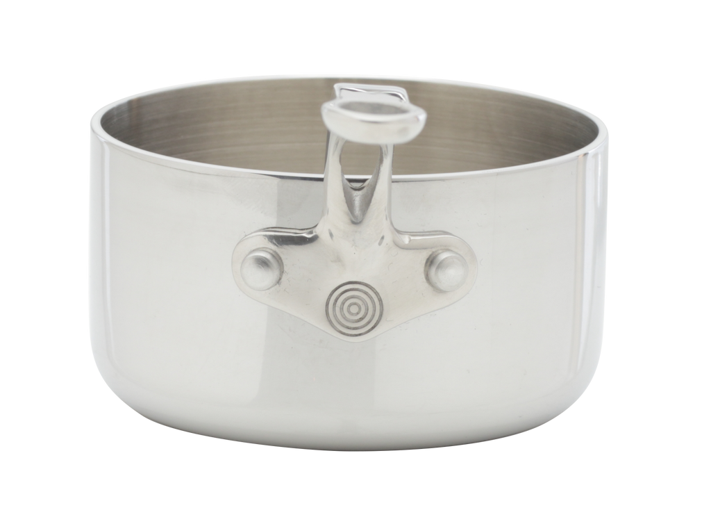 Stainless Steel Tri-ply 9cm Mini Pan