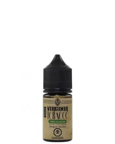 virginia tobacco salt e-liquid