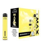 hyppe max banana ice disposable vapes