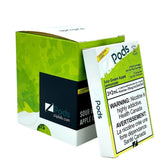 sour green apple lemonade stlth pods canada