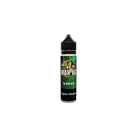 gold seal naked flavourless e-liquid