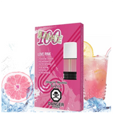 ultimate 100 love pink stlth pods