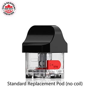 SMOK RPM 40 REPLACEMENT POD (3 PACK)