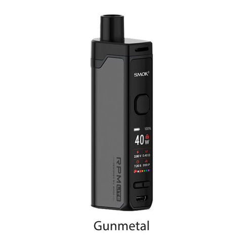 smok rpm lite kit gunmetal