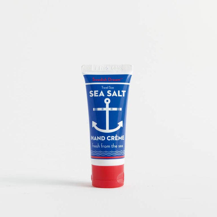 TRAVEL SIZE SEA SALT HAND CREME