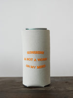 SUNSHINE & NOT A WORRY ON MY MIND SLIM KOOZIE PACK OF 4