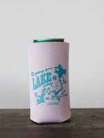 ECHO BAY SLIM KOOZIE PACK OF 4