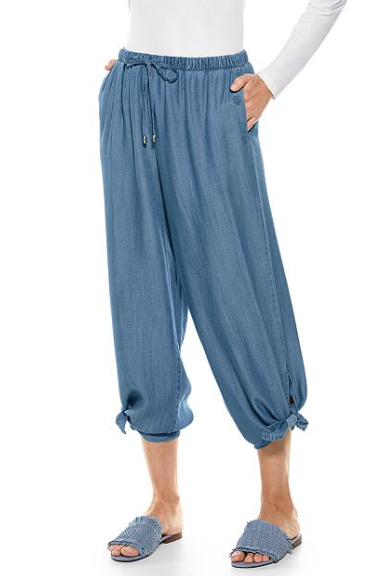 ENCLAVE WIDE LEG PANTS