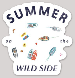 Load image into Gallery viewer, SUMMER ON THE WILD SIDE STICKER