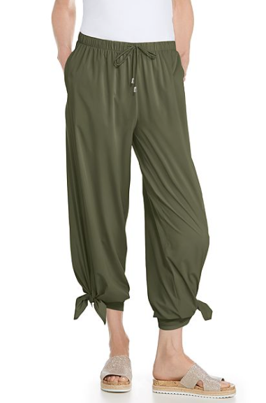Load image into Gallery viewer, PETRA WIDE LEG PANTS OLIVE