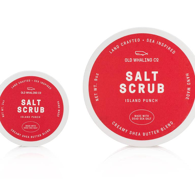 ISLAND PUNCH SALT SCRUB