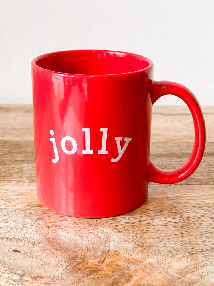 Load image into Gallery viewer, JOLLY MUG
