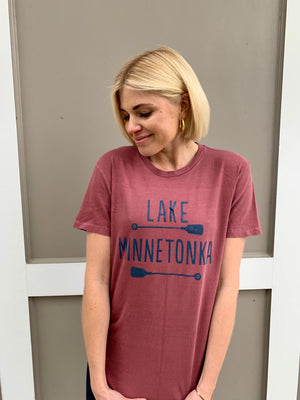 LAKE MINNETONKA BREEZY POINT T-SHIRT