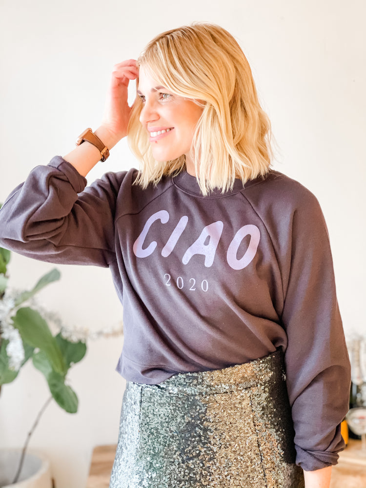 Load image into Gallery viewer, CIAO 2020 SWEATSHIRT