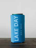 LAKE DAY OUI OUI SLIM KOOZIE PACK OF 4