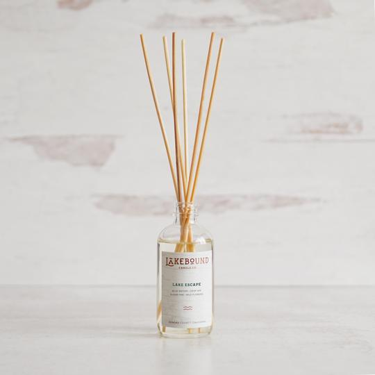 LAKE ESCAPE REED DIFFUSER